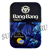 Табак для кальяна Bang Bang Blue Melon -  Голубая Дыня - (100 гр)